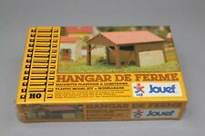 Z208 Jouef  Ceji maquette train Ho 1:87 hangar de ferme decor diorama kit