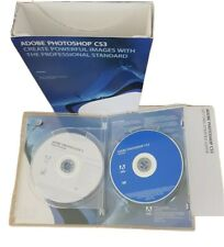 Adobe Photoshop CS3 Windows with Adobe Video Workshop Training DVD
