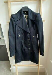 BNWT 100% AUTH Burberry Trench Coat Sandgate Jacket UK Size 6