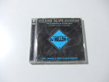 DJ Mellow-D ‎– Club X-Plosion-CD (DOPPIO) Audio Compilation Stampa GERMANIA 2000