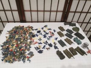 Lot 491 Airfix Military Army Tanks British Cold stream Guards Artillery Horses