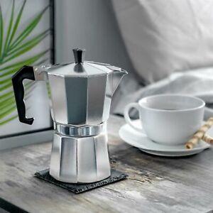 Coffee Percolator Moka Pot Stove Top Italian Style Espresso Maker 1 Cup 50ML