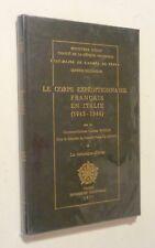 WORLD WAR II FRANCE ITALY Le Corps Expéditionnaire Français en Italie 1943-44 a
