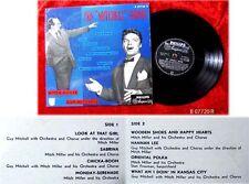 25cm LP Guy Mitchell The Mitchell Sound