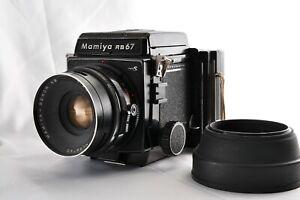 MAMIYA RB67 PRO S  MAMIYA-SEKOR NB 127mm F/3.8 Excellent condition