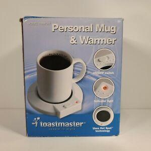 Toastmaster Personal Mug Warmer TMMGW OPEN BOX