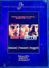 Amores Perros (Dvd) Gael García Bernal, Alejandro González Iñárritu