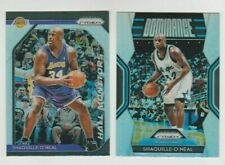 SHAQUILLE O'NEAL 2018-19 PANINI PRIZM SILVER DOMINANCE & SILVER HALL MONITORS