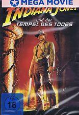 DVD NEU/OVP - Indiana Jones und der Tempel des Todes - Harrison Ford