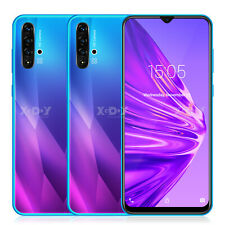 2020 A50 Android 9.0 Unlocked Cell Phone Smartphone Dual SIM Quad Core Tablet 3G