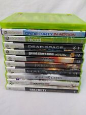 Xbox 360 Game Lot Of 11 Games
