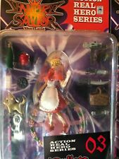 Capcom's Vampire Savior/DarkStalkers BULLETA red wink eyes version