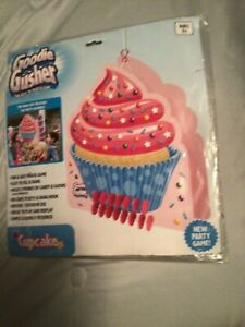 NEW Goodie Gusher Party Game Cupcake Happy Birthday Safe Pinata         L@@K