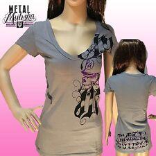 Metal Mulisha Ladies Dip Set Tank Size M