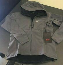 ARCTERYX Men's Gamma MX Softshell Hoody - Pilot Gray Size Medium M NWT MSRP-$350