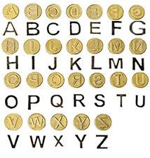 Lot 26 embouts pyrograveur alphabet  (poinçons) Pannes Pyrogravure