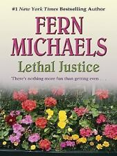 Lethal Justice (Revenge of the Sisterhood)-ExLibrary