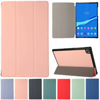 Case For Lenovo Tab M10 FHD Plus TB-X606F/X TB-X306F Tablet Smart Leather Cover