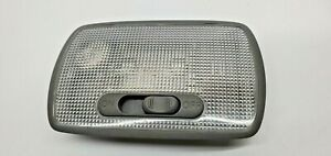 01-05 CIVIC OEM Gray INTERIOR DOME LIGHT Map lens Coupe EX/LX/DX/HX