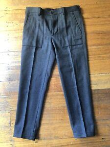 Prada Grey Pants/trousers
