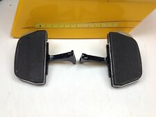 97-18 OEM Harley Touring Rear Rider Passenger Floor Boards