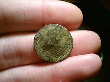 1638 FRANCIA 2 TOURNOIS Coin. RARO