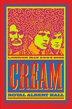 Cream Handbill Eric Clapton Royal Albert Hall Joh