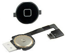 Brand New Black iphone 4s Home Button Assembly with Flex Cable USA SELLER