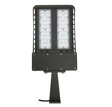 1000Led 150W Led Shoebox Light (400W Eq.) 17,300Lm Ac110-277V 5000K Arm Mounting