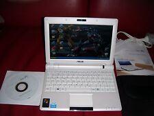 ASUS Eee PC 900 8,9 Zoll 12 GB, Intel Celeron M, 900MHz, 1GB Subnotebook - Weiß