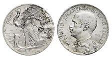 ITALIA Vittorio Emanuele III Esperimento del 10 Centesimi 1908 - PROVA PATTERN