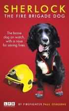 Sherlock: The Fire Brigade Dog by Osborne, Paul Book The Cheap Fast Free Post