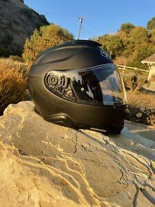 """Shoei GT-Air II""""Matte BLK""""Motorcycle Helmet-SM-(Aria,neotec 2,RF1200,Bell,AGV,)"""