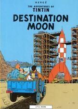 The Adventures of Tintin Original Classic: Destination Moon by Hergé (1976, Pape