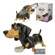 Optipaws Dachshund  Dog Glasses Holder Ornament NEW  24320