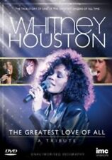 Whitney Houston - The Greatest Love of All - A Tribute [DVD], Good DVD, Whitney