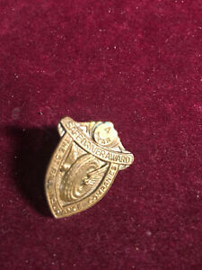 Vintage st. paul insurance co. Safe Driving Service Award Pin