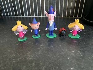 Ben And Hollys Little Kingdom Figures