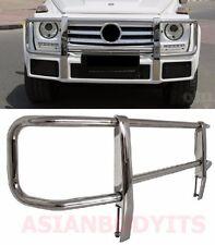 for Mercedes Benz W463 G class G500 G550 Grille Guard Chrome BULL BAR