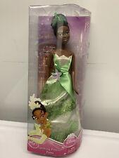 "Disney Store Tiana 11"" Doll Princess"