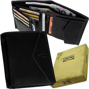CAMEL ACTIVE Herren Brieftasche Geldbörse Portemonnaie Geldbeutel Geldtasche NEU