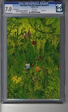 Adventure Time: 2013 Summer Special #1 Virgin Cover B - CGC 7.0 WHITE Pages
