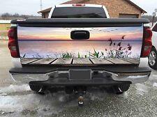Lake Truck Tailgate Wrap Vinyl Graphic Decal Sticker Wraps