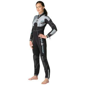 Waterproof W4 5 mm Damen Halbtrockener Tauchanzug NEU !!!