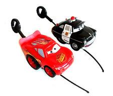 DISNEY Pixar Cars Grande Grossa grazioso set con Fast RIP Cord azione!