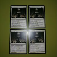 Exclusion Ritual x4 New Phyrexia 4x Playset Magic the Gathering MTG