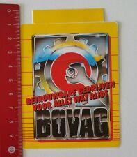 Aufkleber/Sticker: Bovag - Betrouwbare Bedrijven Voor Alles Wat Rijdt (190217107
