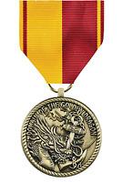 Domain Of The Golden Dragon Commemorative Medal