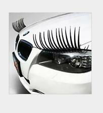 Black CarLashes (r) 3D Headlight Eyelashes Accessories 3D for All Jeep Car