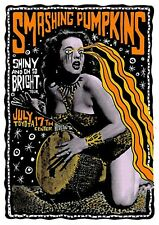 More details for reproduction smashing pumpkins poster,
